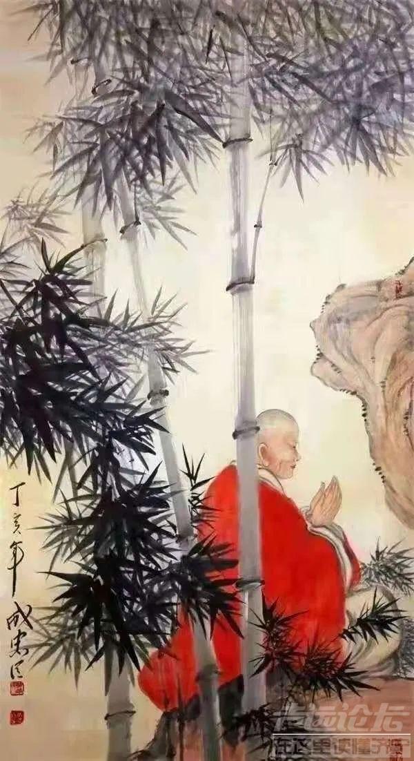 """成忠臣:当下的中国画死了,""""名利""""是罪魁祸首!-4.jpg"""