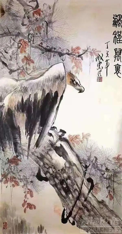 """成忠臣:当下的中国画死了,""""名利""""是罪魁祸首!-7.jpg"""