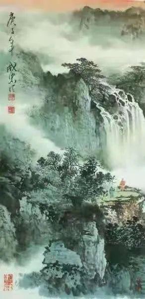 """成忠臣:当下的中国画死了,""""名利""""是罪魁祸首!-9.jpg"""