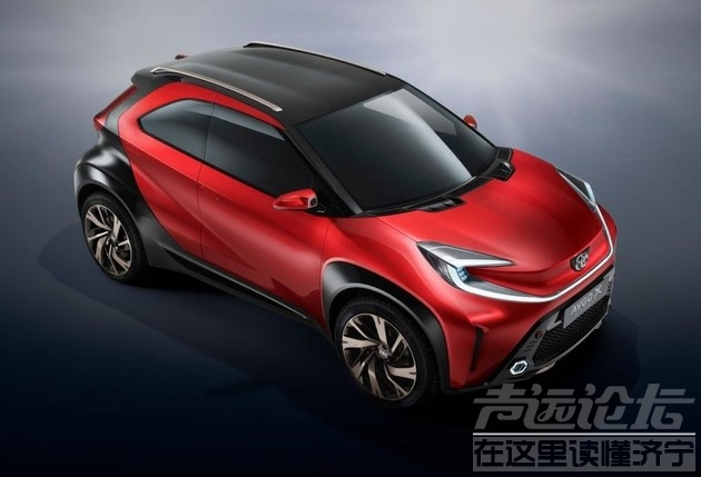 丰田Aygo X今年将量产 将于年内发布-2.jpg